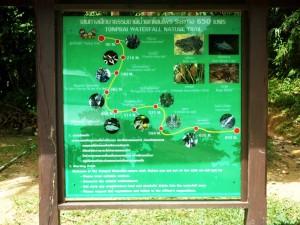 Der Ton Phrai Wasserfall