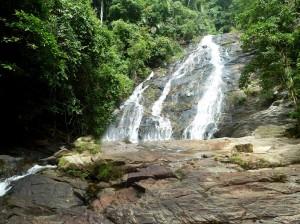 Tonprai Wasserfall