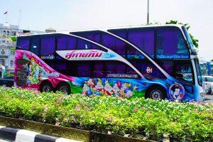 Anreise mit dem Bus nach Khao Lak
