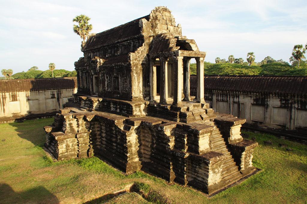 Thailand Kambodscha Laos Tempel
