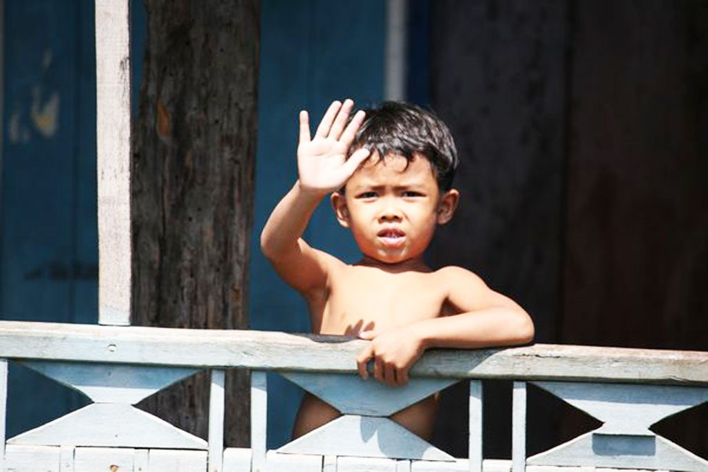 kind kambodscha