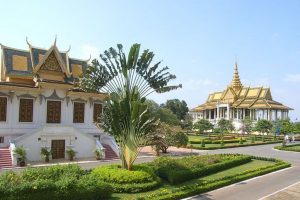 Köenigspalast von Phnom Penh