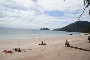 Strand in Koh Tao - Thailand